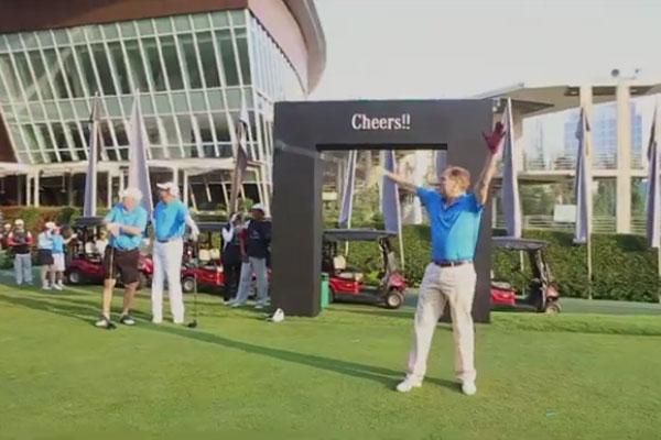 Turnamen Golf Mercedes 2019 Digelar di Jakarta