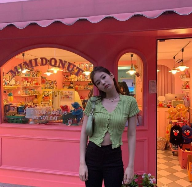 Jennie Menggoda BLINK Dengan Postingan Barunya Yang Memamerkan Bodinya