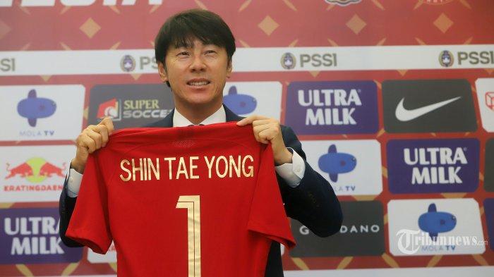 M.Kusnaeni Ungkap Alasan Shin Tae-yong Pilih Indonesia Daripada Klub China