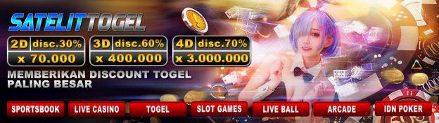 Bandar Togel Terpercaya Dengan Minimal Deposit Kecil