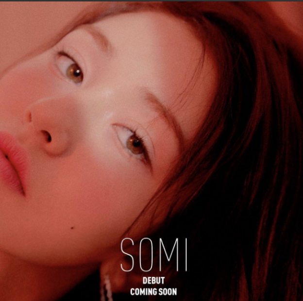 The Black Label Merilis Foto Teaser Debut Jeon Somi