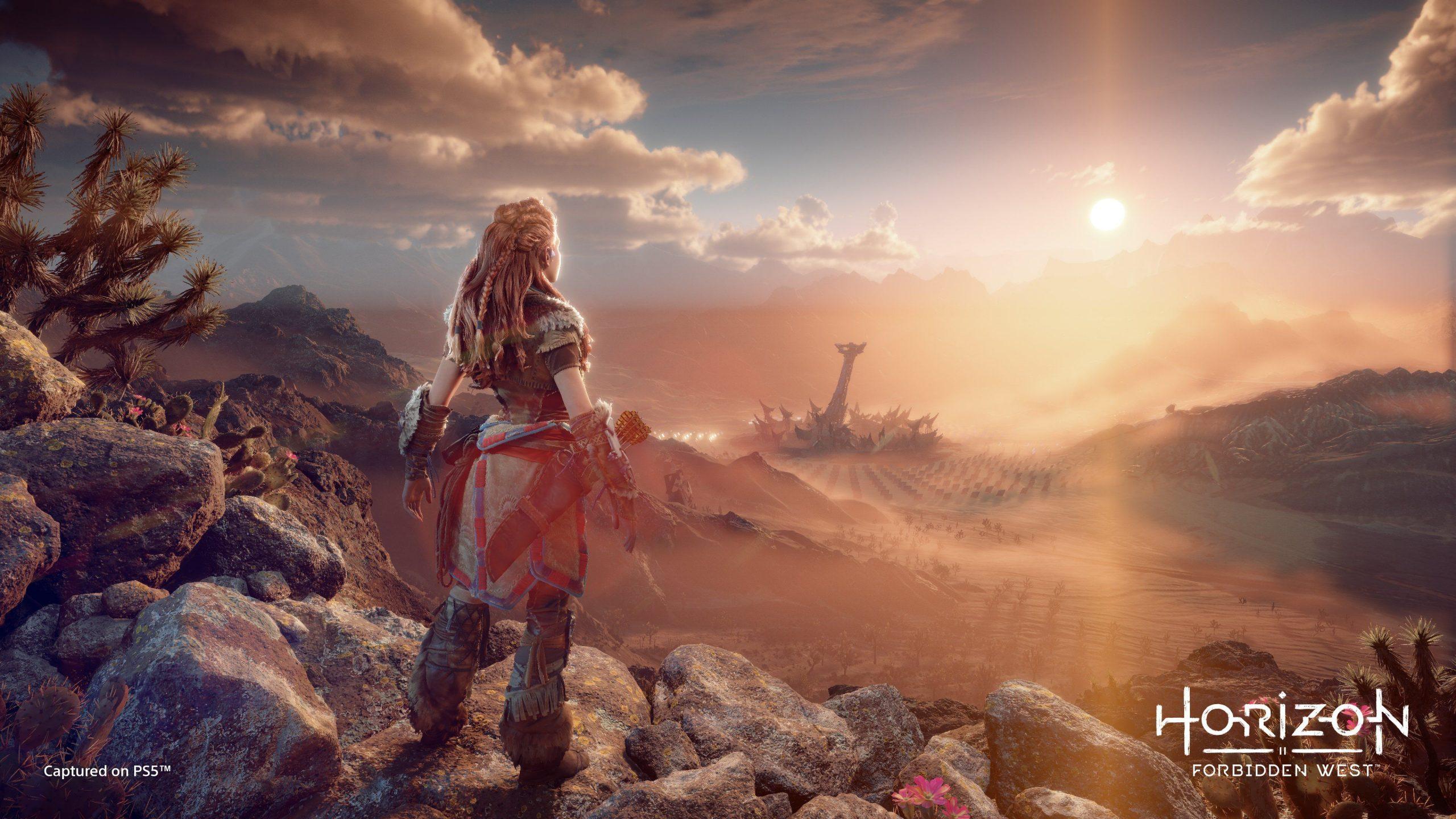 Horizon Forbidden West Mendapatkan Screenshots PS5 Baru Yang Memukau